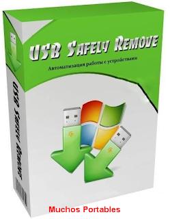 USB Safely Remove Español Portable