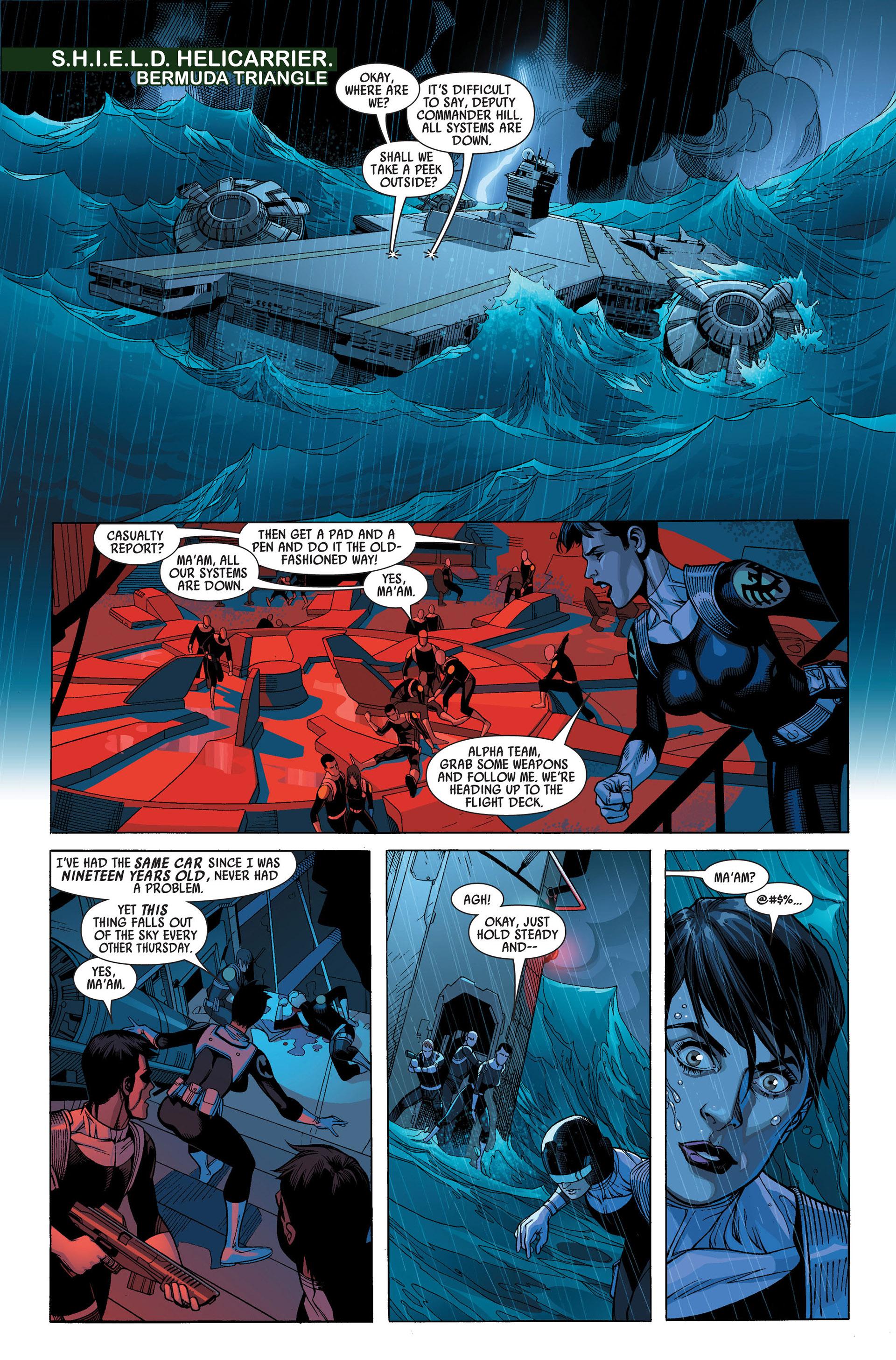 Read online Secret Invasion comic -  Issue #3 - 3