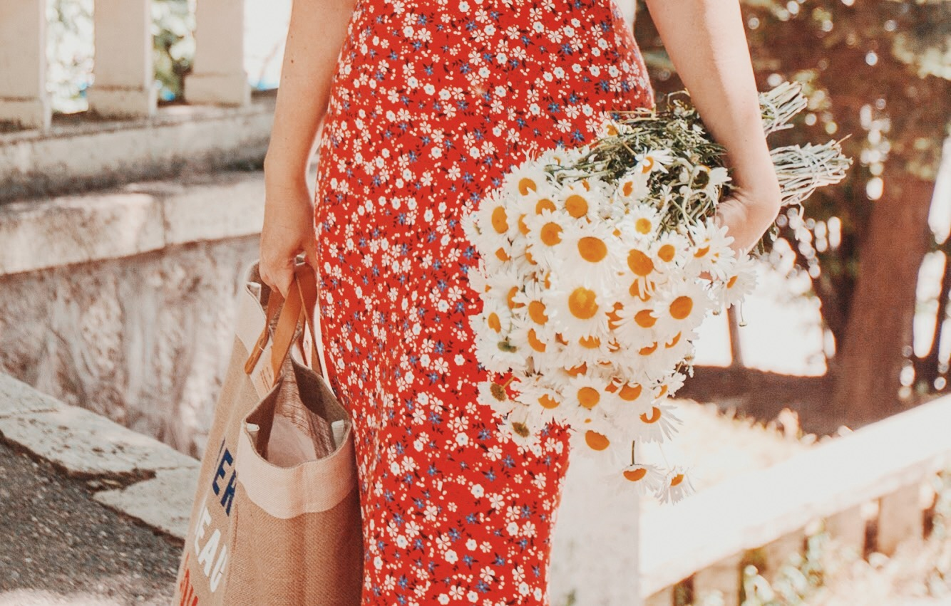 ASOS City Maxi Tea Dress