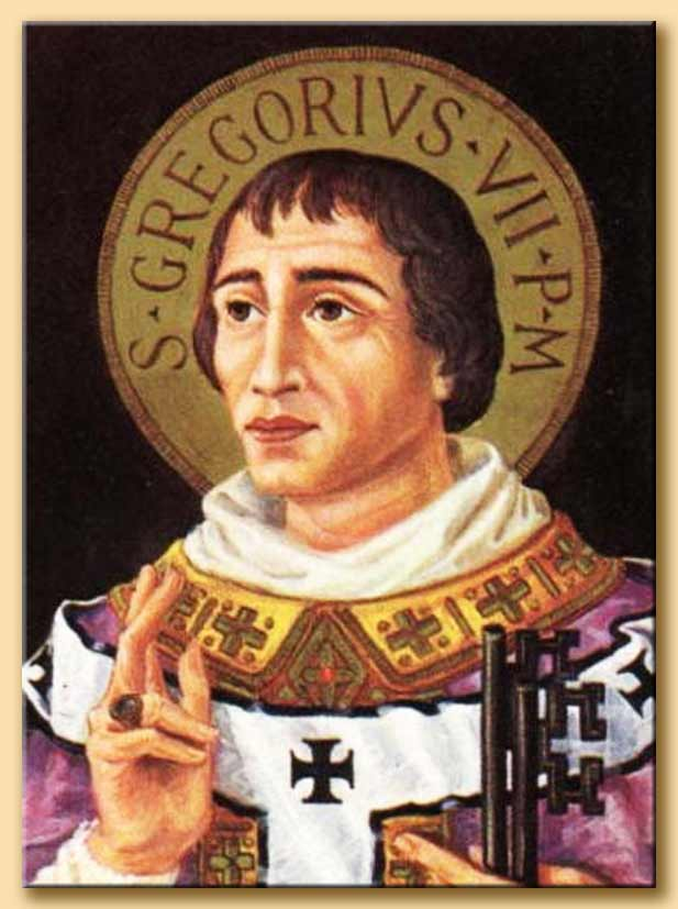 St. Gregory VII, Pope & Confessor - Missa 'Si Diligis Me ...