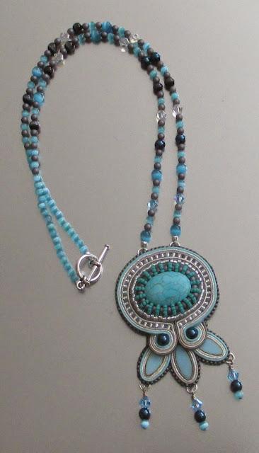 necklace by Bobbie Rafferty