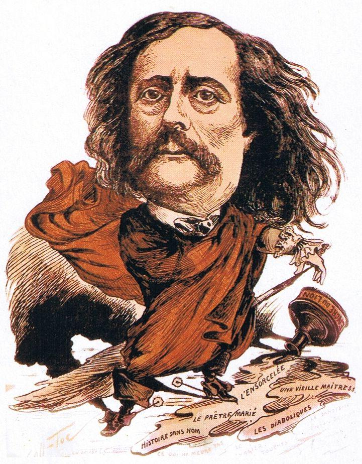 le prince lointain barbey d aurevilly 1808 1889 in quot le rideau cramoisi quot