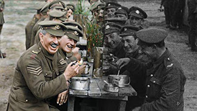 Peter Jackson's WWI Documentary They Shall Not Grow Old