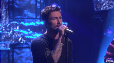 Maroon 5 Perform 'Don't Wanna Know' On The Ellen Show