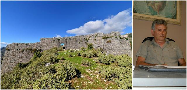 Για το Σούλι και την Ελλάδα, Κάστρο Κιάφας 1822 - Του Σωτήρη Λ. Δημητρίου