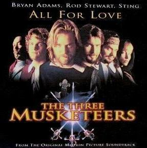 All For Love Bryan Adams