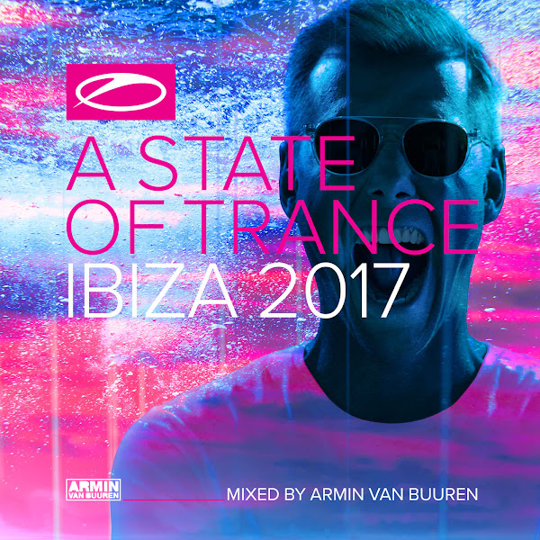 Armin van Buuren - A State of Trance, Ibiza 2017 Cover