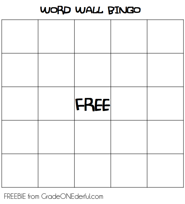 Free printable word wall templates image collections for Free printable word wall templates