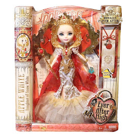 EAH Royally Ever After Apple White Doll