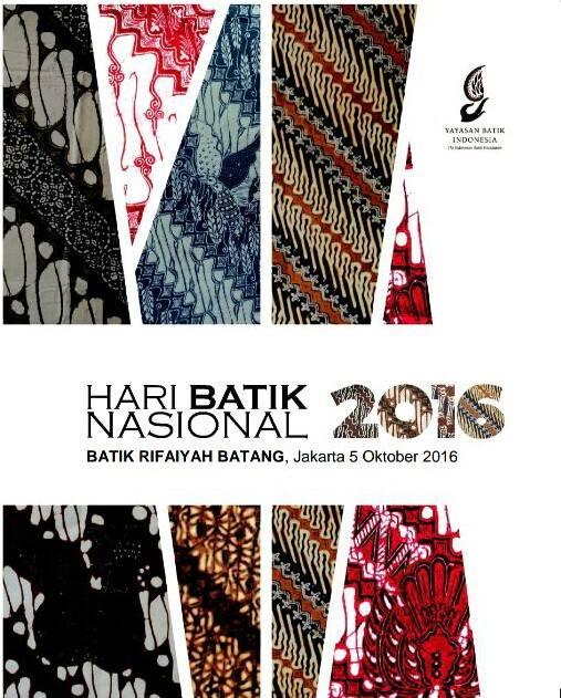 Batik Rifaiyah Batang Jadi Tema Peringatan Hari Batik Nasional 2016