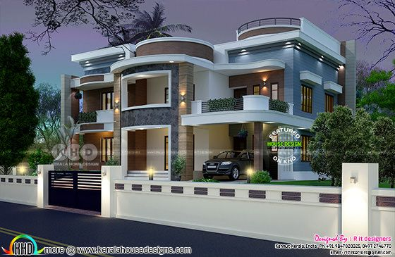 Astounding 6 bedroom house plan