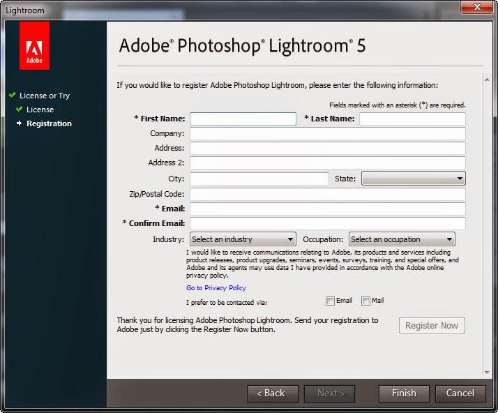 Adobe Photoshop Lightroom Publisher's Description