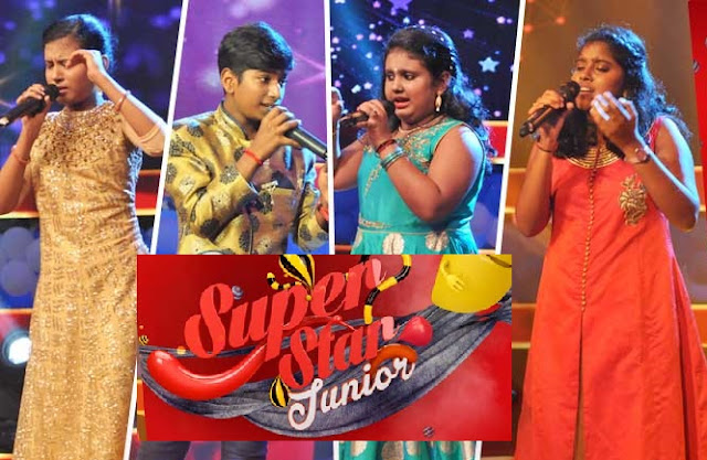 Winners AmritaTV Super Star Junior5 Grand Finale