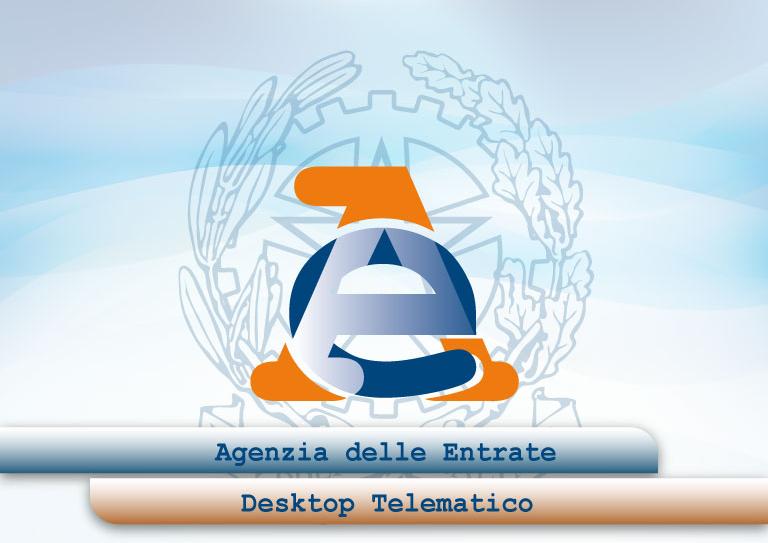 desktop telematico entratel