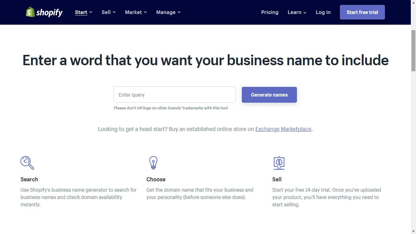 Top 15] Domain Name Generators Of 2019