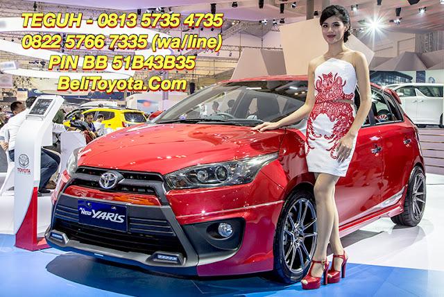Harga Toyota All New Yaris di Surabaya