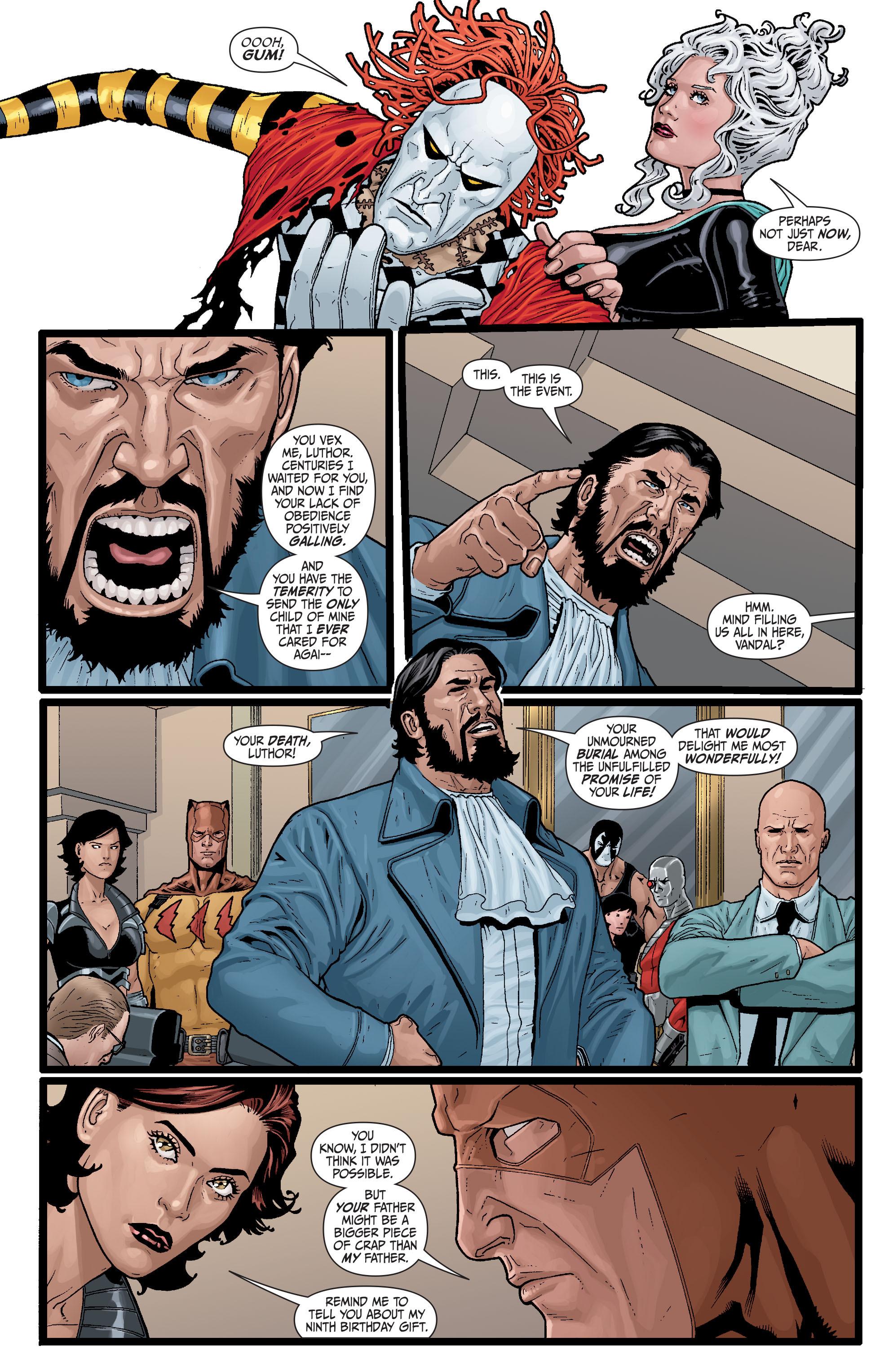 Read online Secret Six (2008) comic -  Issue #29 - 5