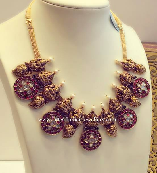 Extraordinary Lakshmi Necklace