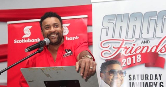 Shaggy & Friends all set for Saturday, January 6, 2018