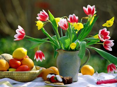 Decore a casa com plantas e flores de forma criativa