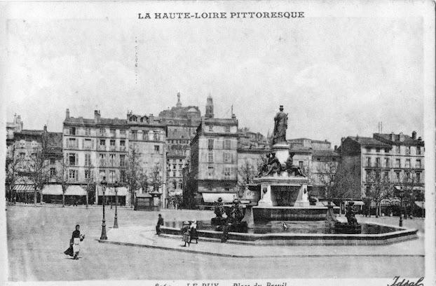 CPA haute-Loire