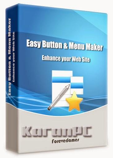 Easy Button & Menu Maker 4.2 + Crack