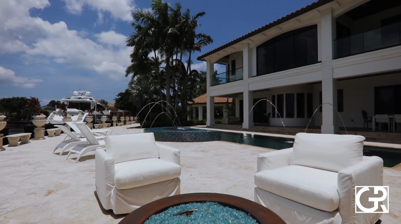 Luxury Home Interior Design Tour vs. Elegant 10,359 SF waterfront ATHLETE mansion | Fort Lauderdale | JUST LISTED