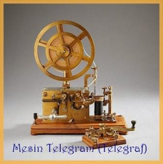 mesin telegram (telegraf)