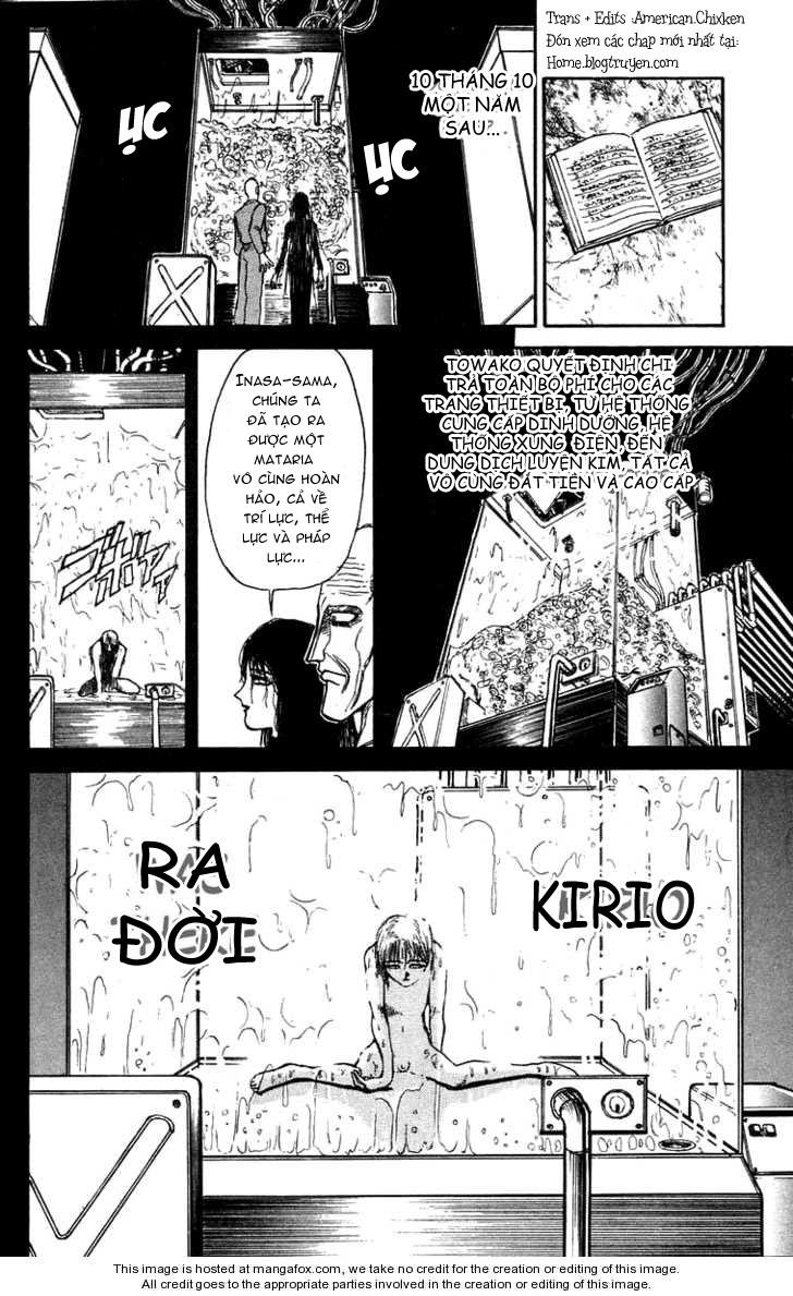 Ushio and Tora Chap 157 - Truyen.Chap.VN