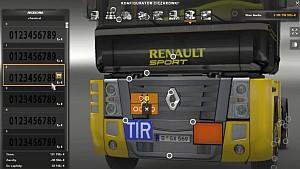 Renault Magnum Edit