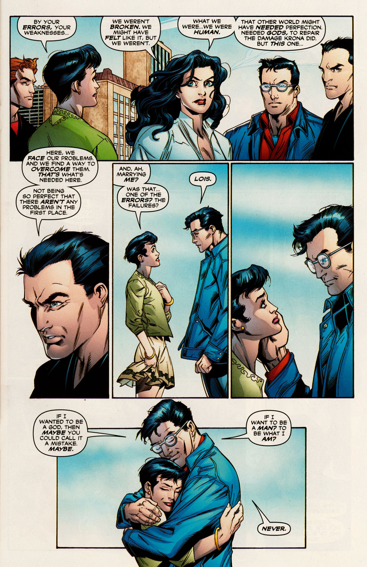 Read online Trinity (2008) comic -  Issue #52 - 28