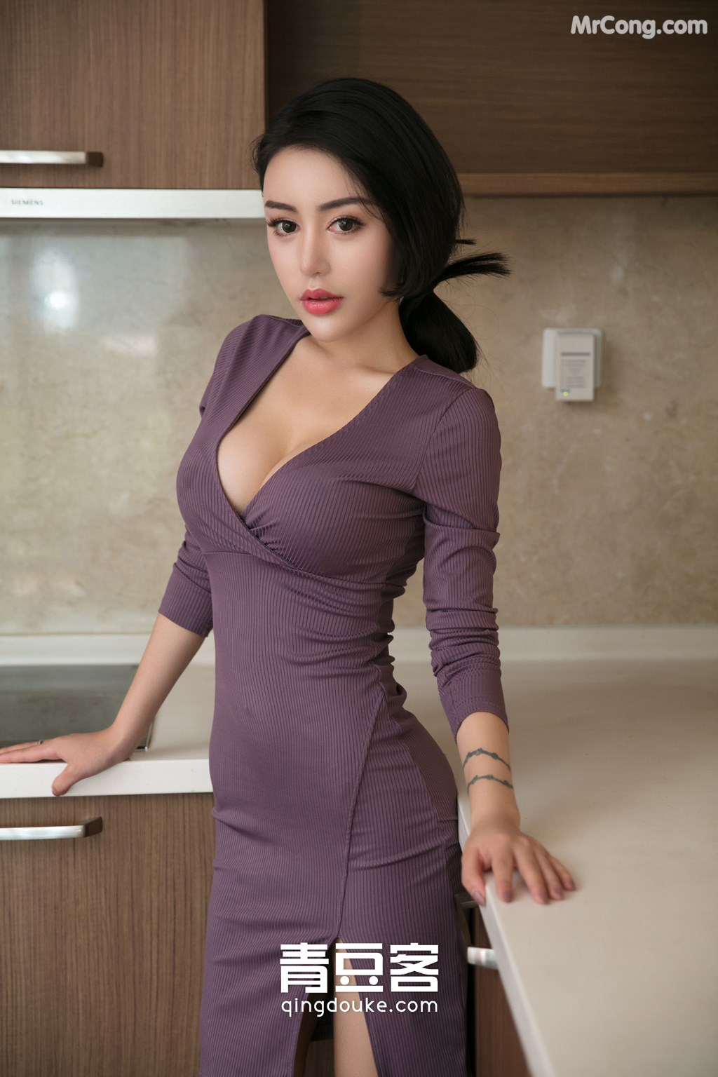 Image QingDouKe-2017-11-22-Lu-Zi-Qi-MrCong.com-009 in post QingDouKe 2017-11-22: Người mẫu Lu Zi Qi (陆梓琪) (51 ảnh)