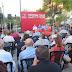 Διαδηλωτές διέκοψαν την ομιλία Πολάκη στη Νέα Σμύρνη