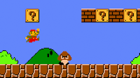 #SuperMarioBrothers was a hot ticket of the 80's! #VideoGames #Nintendo