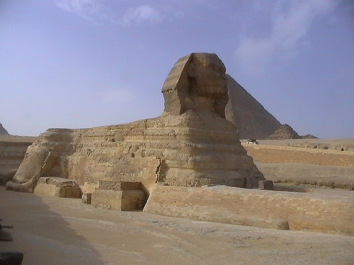 Alter Der Pyramiden
