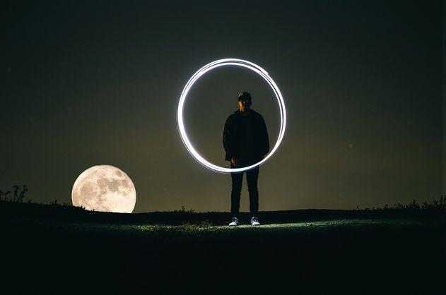 31 січня зійдуться місячне затемнення, супермісяць і блакитний Місяць