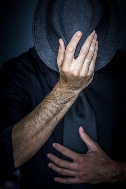 'Artista anónimo' una de las fotos expuestas en 'ConTacto'