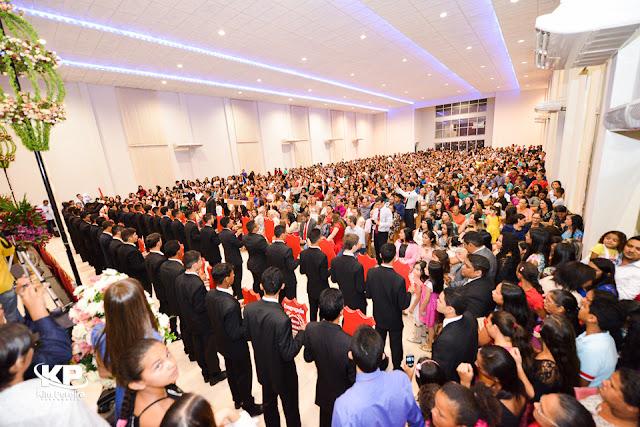Abertura da 10ª edição do Chapadinha Para Cristo 2017