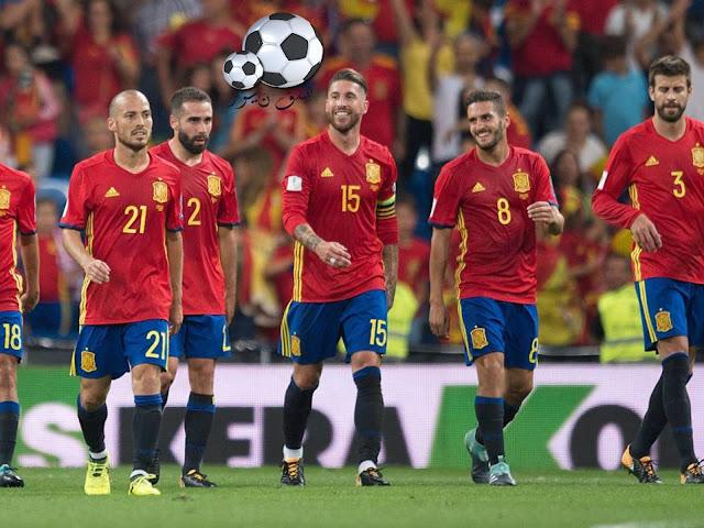 أسبانيا يخطط للفوز الثالث له فى بطولة الأمم الأوروبية على حساب إنجلترا فى المجموعة الرابعة من البطولة الأوروبية