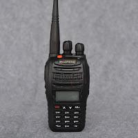 HT Baofeng UV-B5 Dual Band VHF UHF Radio FM