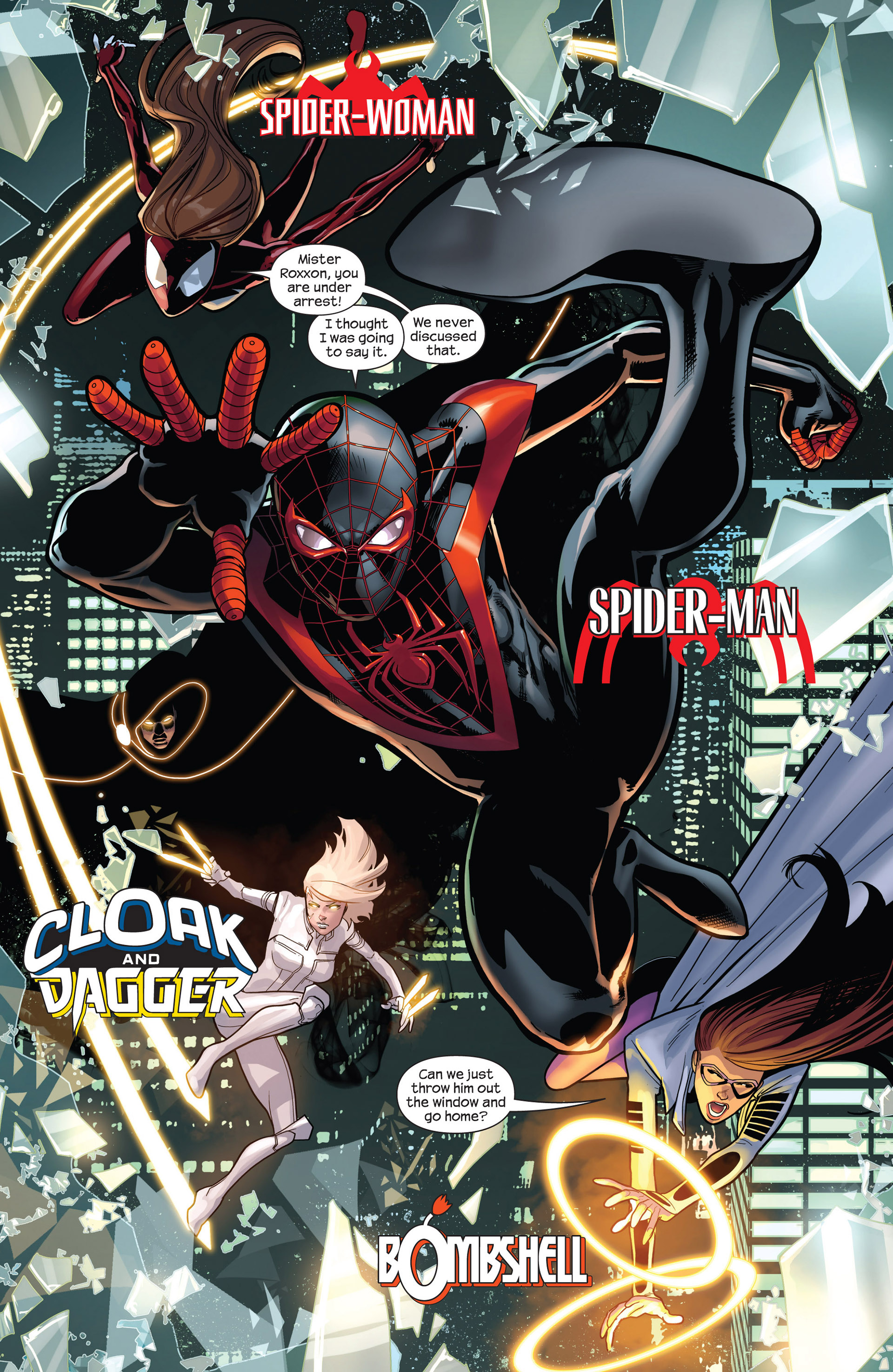 Read online Ultimate Comics Spider-Man (2011) comic -  Issue #28 - 4