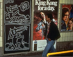 RL Arts: Keith Haring, 2 Ways!