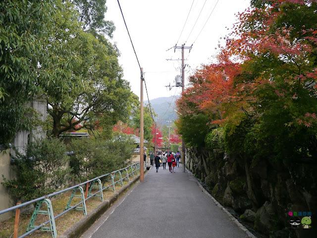 南禪寺沿路