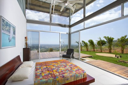 decorar com Casa Moderna Para Climas Tropicais