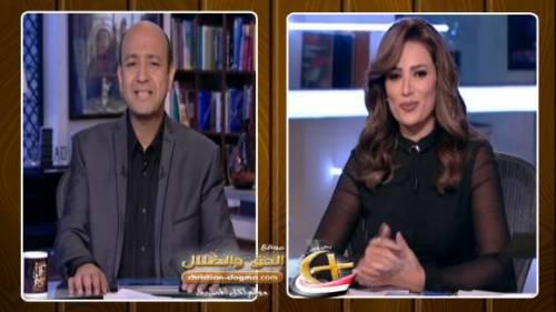 شاهد.. الفيديو الذي تسبب في الإطاحة برانيا بدوي بعد أول حلقة لها مع عمرو أديب