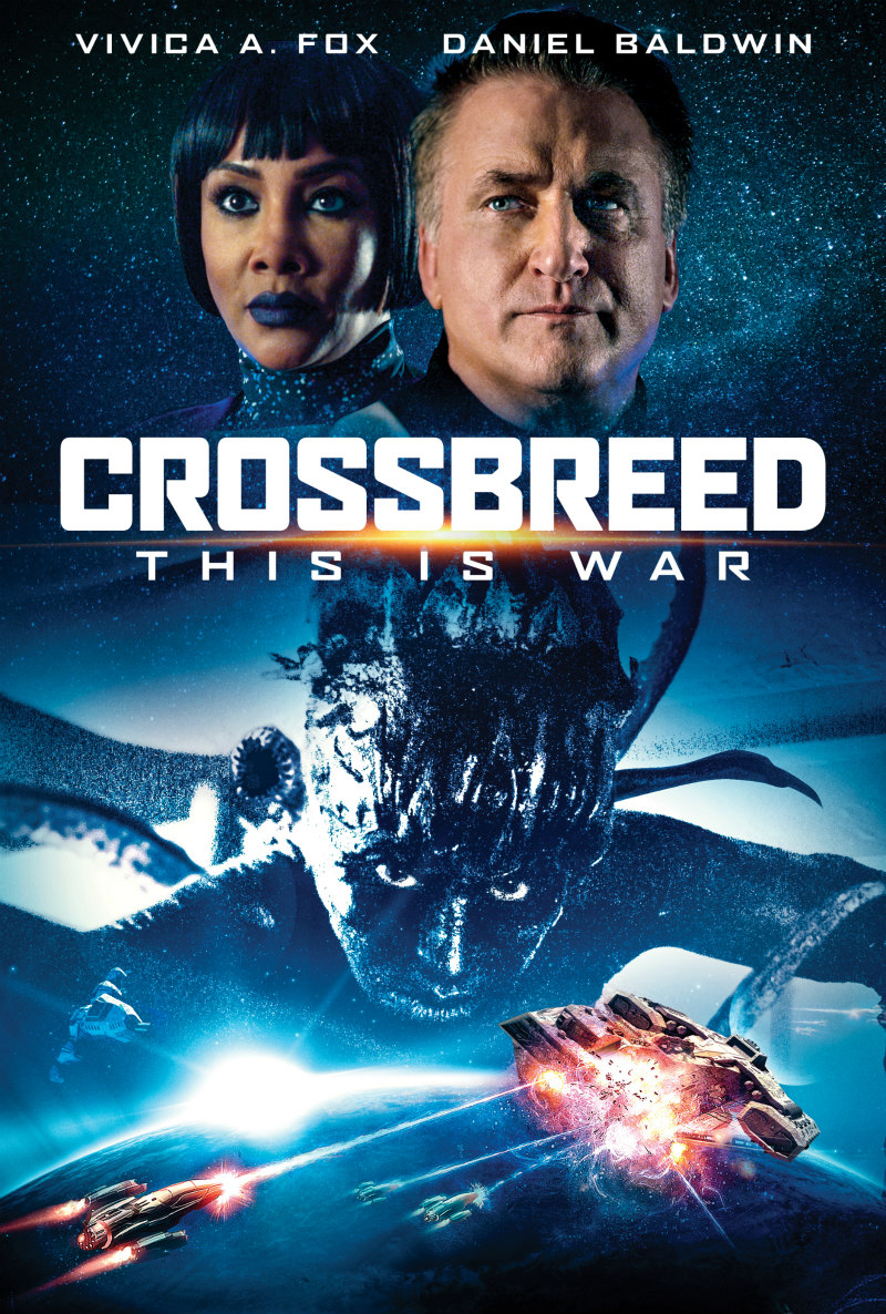 crossbreed movie poster