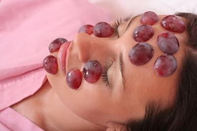 Manfaat Buah Anggur Untuk Kecantikan Kulit