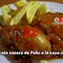 Receta  casera de Pollo a la coca cola (Vídeo)