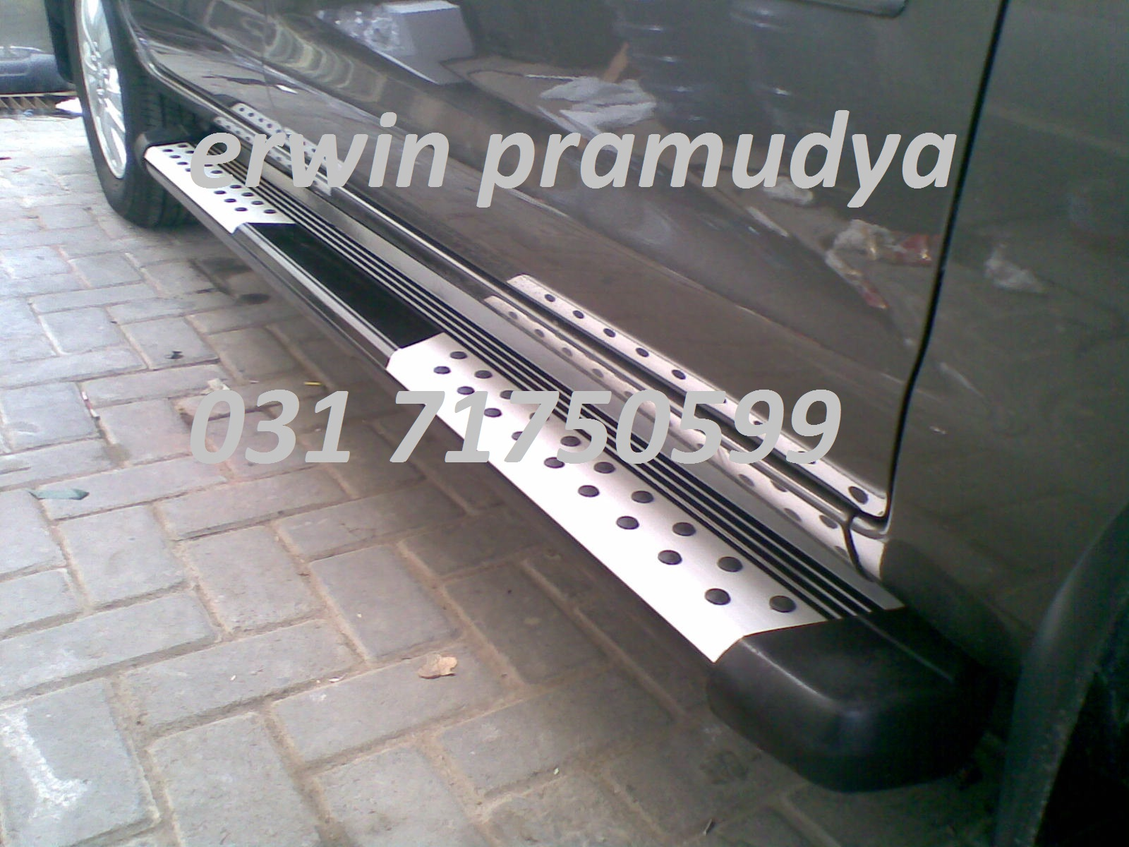 Roof Rail Grand New Avanza Veloz Velg Oem Accessories Mobil Surabaya 3m Auto Film