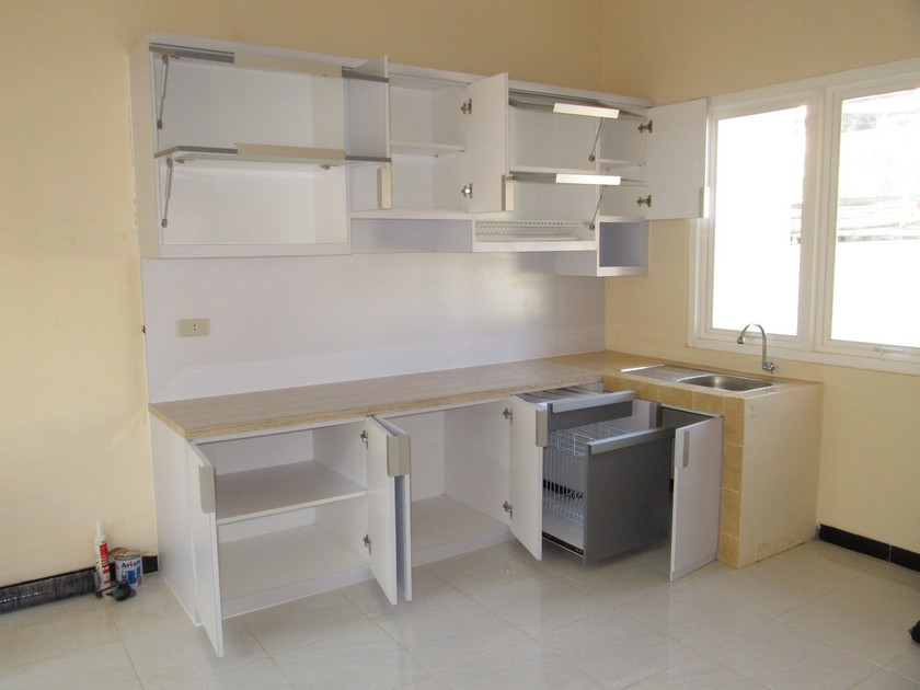Kitchen Set L Shape Kitchen Set Semarang